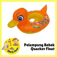 Jual Ban Renang / Pelampung Renang Bebek Quacker Murah