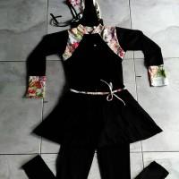 Jual Baju Renang Muslim Motif Murah