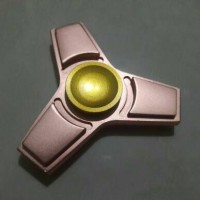 Jual Fidget Spinner Metal Triangle Murah