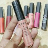 (No 1-18) NYX SMLC Soft Matte Lip Cream 100% Original USA