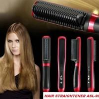 [ ASL-908 ] Catok Sisir Pelurus Rambut NEW Fast Hair Straightener