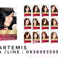 Loreal Excellence Creme Hair Color