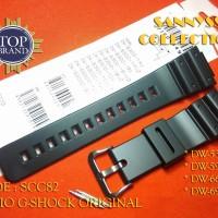 STRAP TALI JAM CASIO GSHOCK DW-6600 - DW 6600 - DW6600 ORIGINAL