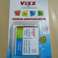 S3 Mini 3000mAh Battery / Baterai Vizz Double Power Samsung Galaxy S3 Mini i8190 / i8160 / i699 / S7562