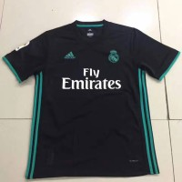 Jersey Baju Bola Real Madrid Away 2017/18 - Official