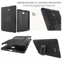 Samsung Galaxy Tab A 10.1 A6 2016 P585Y Rugged Armor Stand Case Casing