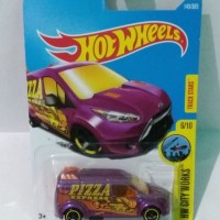 Hotwheels Ford Transit Connect (Pizza Express)