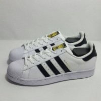Jual Adidas Superstar Original White/Black Murah