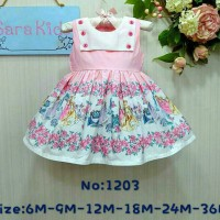 Dress Sara Baby 03 Princess