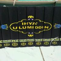Terjemah Ihya' Ulumuddin Jilid 1 - 9 Lengkap - Imam Ghazali