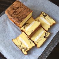 Kue lapis surabaya Cheese Marble by kenaricakery