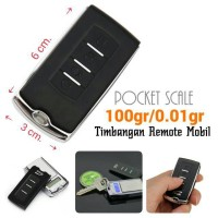 harga Pocket Scale 100/0.01gr Timbangan Saku Digital Model Remote Mobil Tokopedia.com