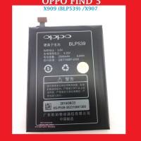 Oppo Find 5 X909 Blp539 /x907 2500mah Battery Batre Ori 99% 904467