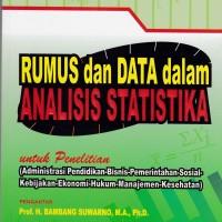 Rumus dan Data dalam Analisis Statistika