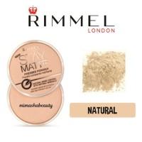 Rimmel Stay Matte Pressed Powder - Natural
