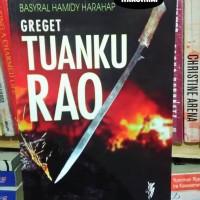 Greget Tuanku Rao - Basyral Hamidy Harahap