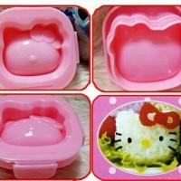 Jual Cetakan Bento Rice Bento Hello Kitty Egg Mold Cetakan Nasi Murah