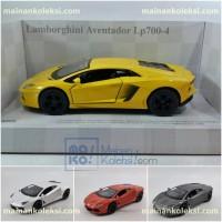 Lamborghini Aventador LP 700-4   Diecast   Miniatur mobil Kinsmart