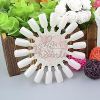 Nail Display Wheel Natural