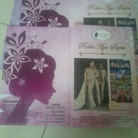 Print Brosur Promo Ramadhan Makanan Full Color