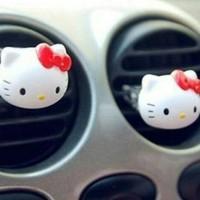 Parfum / Pengharum Mobil Bentuk Hello Kitty