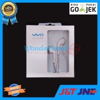 Headset / Earphone/HF Vivo V3/X3/X5/X6/Y15/Y21, JAMINAN 100% ORIGINAL