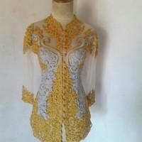 kebaya bali tile stik premium butik / kebaya dress wedding modern mura