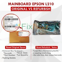 Mainboard Printer Epson L210 L350 Board Epson L210 L350 New Original