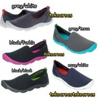 RESTOCK 5 Warna !! Sepatu Wanita Crocs Skimmer Duet Sport