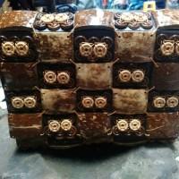 Harga tas batok kelapa variasi model kancing tas wanita multifungsi | Pembandingharga.com