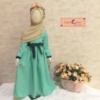 Jual [DRESS ANAK] Ramona Dress by EmmaQueen   Gamis Anak Baju Muslim Anak Murah