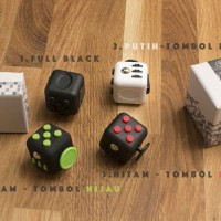 Jual Fidget Cube Toy Gift For Relief Anxiety Stress Cubes Murah