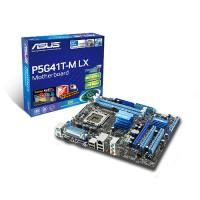 MOTHERBOARD ASUS P5G41T-M LX (LGA 775, DDR3, G41)
