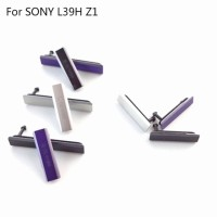 Port Usb Sony Xperia Z1 Orignal Tutup Charger Memory