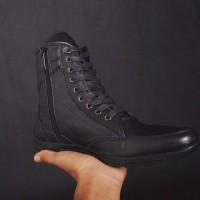 Jual Sepatu boot Pria Original Zorgeo Alfred Black /boots delta brodo joger Murah