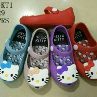 Sepatu Sandal Anak Perempuan / JellyShoes / Unisex