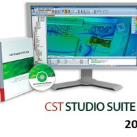 CST Studio Suite 2017 - software analysis & design electromagnetic