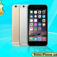 Jual Iphone 6 16GB Grey&gold (Free tempered glass) Garansi platinum 1Tahun Murah