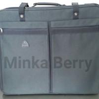 Samsonite Profile II Luggage Travel Bag Tas Koper Jadul Ori Asli