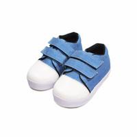 New Sepatu Anak Sean Blue