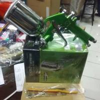 AIR SPRAY GUN TEKIRO F75 G TABUNG ATAS ALAT CAT SEMPROT TEKIRO F 75 G