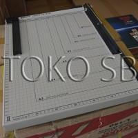 Jual PEMOTONG KERTAS / PAPER TRIMMER / PAPER CUTTER A3 KENKO Murah