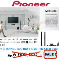 harga Pioneer Mcs 636 Paket Blu Ray  Home Theater Sl Jbl Yamaha Samsung Lg Tokopedia.com