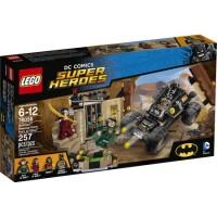 Jual Lego SuperHeroes 76056 Batman: Rescue from Ra's al Ghul Damaged Box Murah