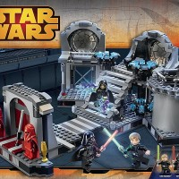 Jual LEGO Star Wars 75093 Death Star Final Duel new Murah