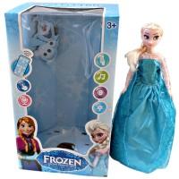Mainan Anak RC Dancing Elsa - Mainan Boneka RC Frozen Elsa