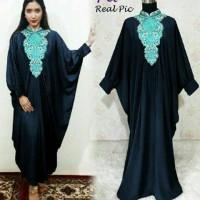 Baju Maxi Kaftan Crepe Wanita AR2871