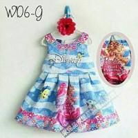Dress Anak Motif