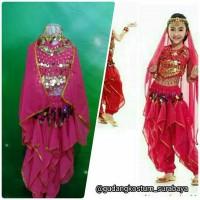Sewa Kostum princess jasmine arabian timur tengah