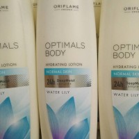 Optimals Body Hydrating Lotion Water Lily